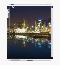 Liverpool ONE from Salthouse Dock iPad Case/Skin