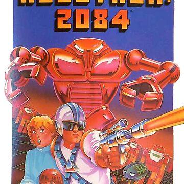 Robotron by garyspeer