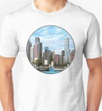 Chicago IL - Chicago Harbor Lock Unisex T-Shirt