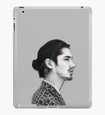 avan jogia iPad Case/Skin