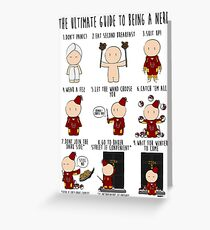 The Ultimate Guide To Being A Nerd Greeting Card