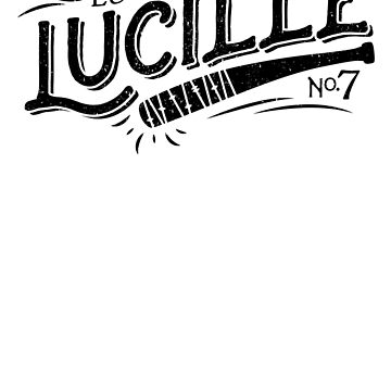 Lucky Lucille by visualcraftsman