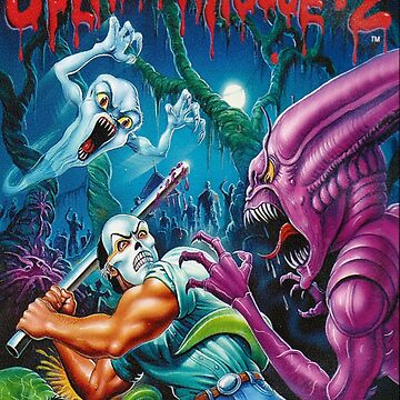 Splatter House 2 by garyspeer