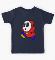 Red Shyguy Kids Clothes