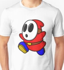 Red Shyguy Unisex T-Shirt