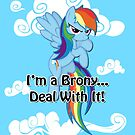 Brony...Deal With It! (Second Version) by BowserBasher