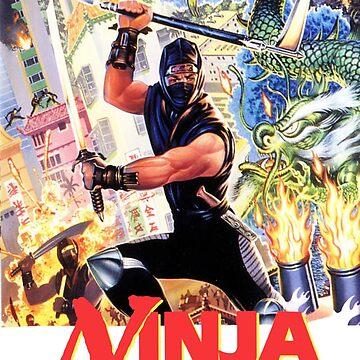 Ninja Gaiden by garyspeer