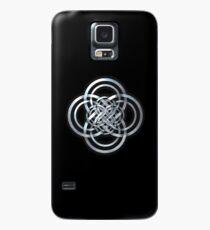 Celtic Knotwork Cross Case/Skin for Samsung Galaxy