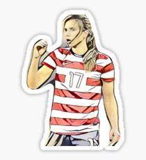 Tobin Heath 2 Sticker