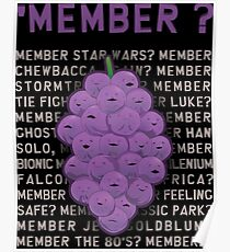 member berries Poster