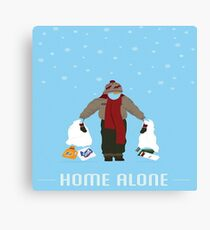 Christmas - Home Alone  Canvas Print