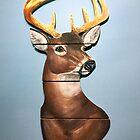 A Deer For My Nephew by WildestArt