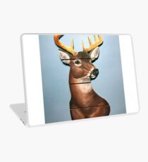 A Deer For My Nephew Laptop Skin