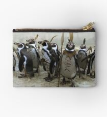 Planet of the Penguins Studio Pouch
