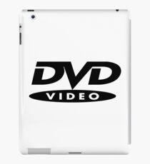 DVD Logo (DVD Video) iPad Case/Skin