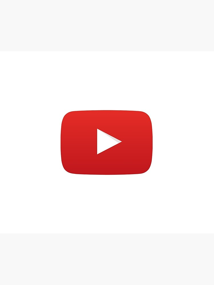 YouTube Play Button (YouTube Logo) by SiobhanTheSalad