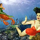 I Fell in Love with a Mermaid 1 by Donna Catanzaro