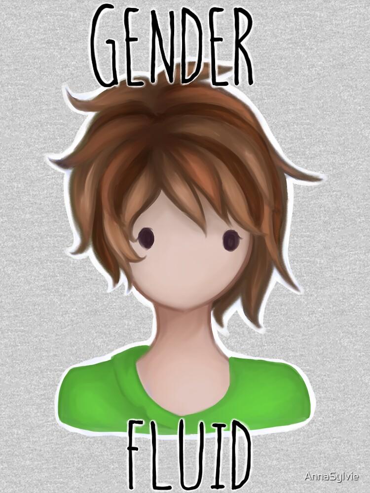 Gender Fluid by AnnaSylvie