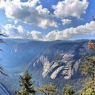 Yosemite Valley by Rosalee Lustig