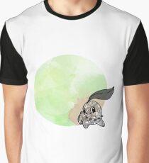 Chikorita Graphic T-Shirt
