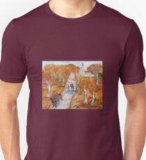 L'autunno della vita Unisex T-Shirt