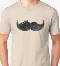 mustache ride Unisex T-Shirt