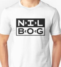 Nilbog Records Unisex T-Shirt