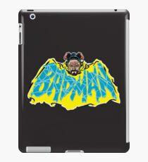 Ba-Da-Da-BADMAN iPad Case/Skin