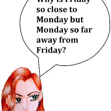 Friday Memo by RayRay000