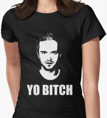 Jesse Pinkman - YO BITCH Women's Fitted T-Shirt