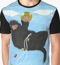 Le Vol du Niffleur Graphic T-Shirt