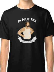Cultivating Mass (Black) Classic T-Shirt