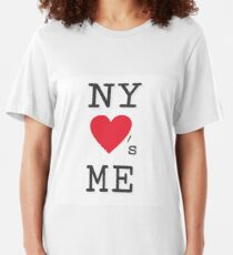 NY Loves Me Slim Fit T-Shirt