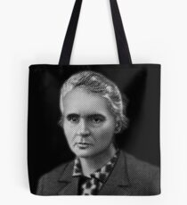 Marie Curie Tote Bag