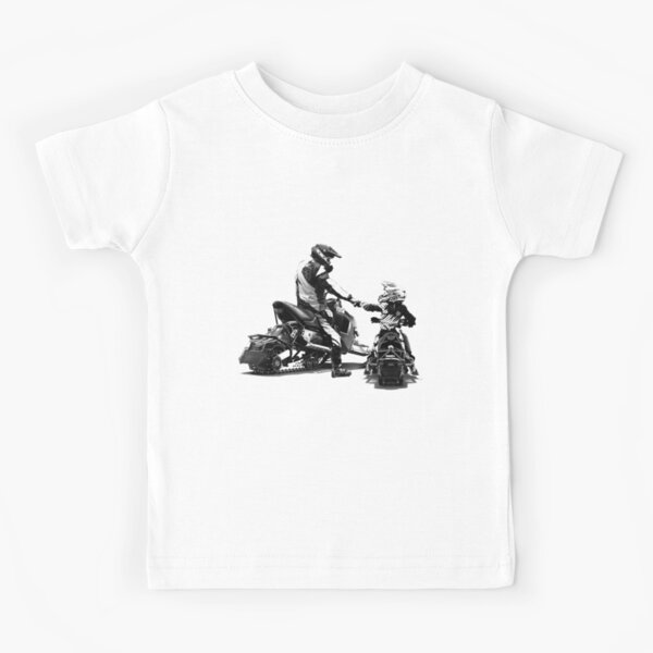 Id Rather Be Snowmobile Rider Mens Style Short-Sleeved T Shirt