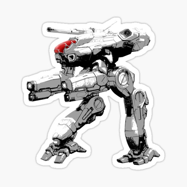 marauder Sticker
