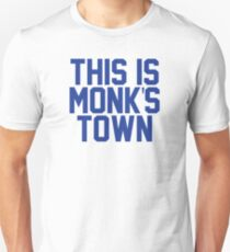This is Monks Town Unisex T-Shirt