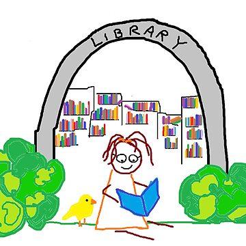 Jenny Quips:  Jenny Reads! by JennyQuips
