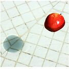 apple in water by vectoria