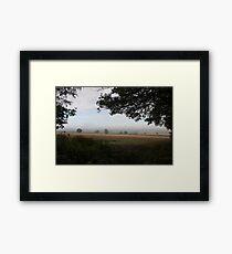 Outwoods Loughborough Framed Print