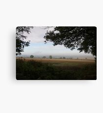 Outwoods Loughborough Canvas Print