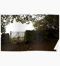 Gate to the Outwoods Poster
