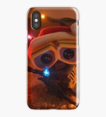Wall-e's First Christmas iPhone Case/Skin