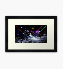 Mortal Kombat (Artist Tribute) Framed Print