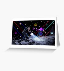 Mortal Kombat (Artist Tribute) Greeting Card