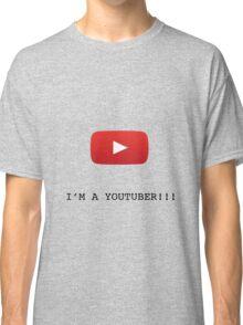 Youtube!!! Classic T-Shirt