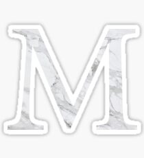Mu-Marble Sticker