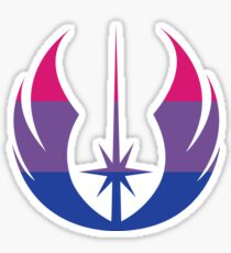 Jedi Pride [BI] Sticker