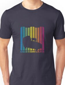 Liquid Sound Lounge Rainbow Collection Unisex T-Shirt