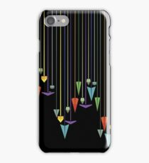 Paper Airplane 55 iPhone Case/Skin